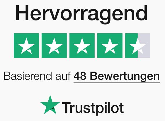 Bewertung Trustpilot